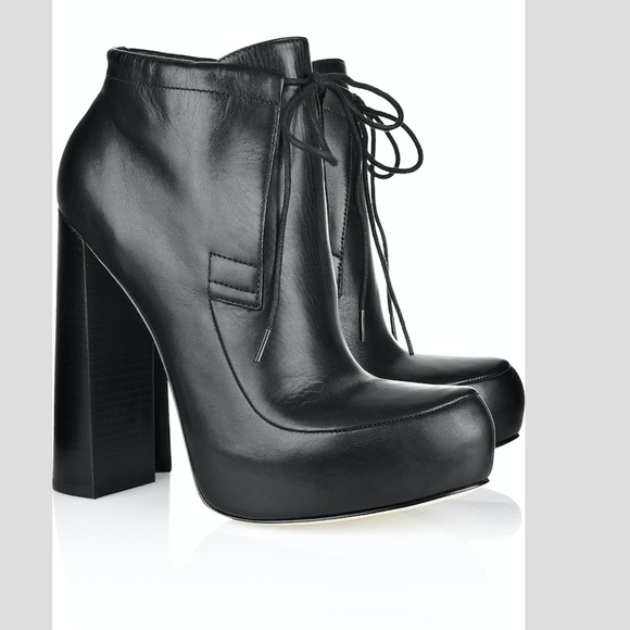 d85a50b0d33 Alexander Wang Shoes - NEW ⭐ 🎉Alexander Wang ⭐️Ankle Platform Boots 9
